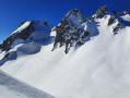 Grand Pic de la Lauzière en boucle par le Col de la Valette