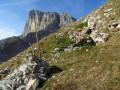 Pic de Bure par les Grottes de Coste Belle