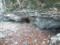 Les grottes du Mountagnou de la Pâle dans la Forêt de Très-Croutz