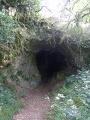 Grotte du four de la baume