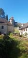 Hameau et son église