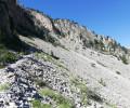 Fort de La Lausette depuis Le Laus