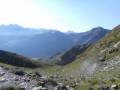 Hourquette de Chermentas par le Lac de Badet