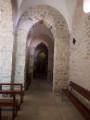 Intérieur de la chapelle de la Nièvre