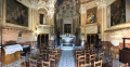 Intérieur de la chapelle de Saint André de la Roche