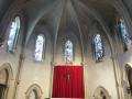 Intérieur de la chapelle du Petit Lourdes
