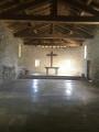 Intérieur de la chapelle Sainte-Madeleine d'Otsanz