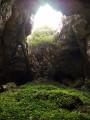 Intérieur de la grotte du plan des vaches