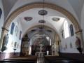 Intérieur église de Cerre