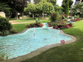 Bassin du jardin du Parc