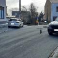 Jonction rue Lalou - rue de la Pêcherée