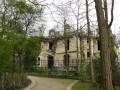 L'ancien château du domaine de la Solitude
