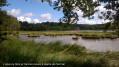 L'anse du Téno et l'ancien moulin à marée de Pont Sal