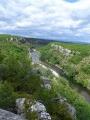 L'Ardèche en aval de Balazuc
