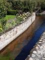 L'eau dans le village