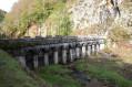 Barrages et forêt autour de Planfoy