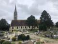 L'église d'Amblie