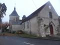 L'église d'Autainville