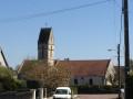 L'église d'Éterville