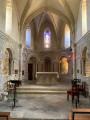L'église de Biarrotte