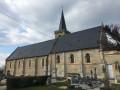 L'église de Cléville