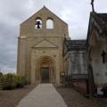 L'église de Doulezon