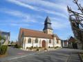 L'église de Garennes-Eure
