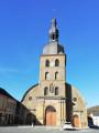 L'église de Gespunsart