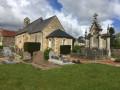 L'église de La Caine