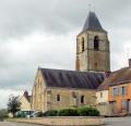 L'église de Mâle