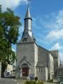 L'église de Mazée