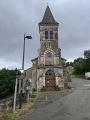 L'église de Pasturat