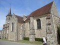 L'église de Saint Denis Lès rebais