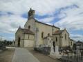 L'église de Saint-Médard d'Eyrans