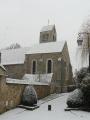 L'église de Saint Sauveur
