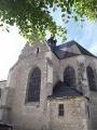 L'église de St Dyé sur Loire