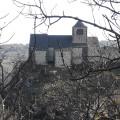 L'église romane St-Géraud de Dauzat sur Vodable