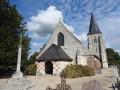 L'église Saint Léger à la Haye Aubrée