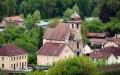 L'église Saint-Martin de Deluz
