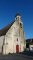 L'église Saint Nicolas de Fréteval
