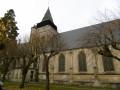 L'église Sainte-Trinité de Bois-Guillaume