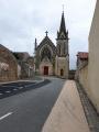 L'Eglise St Vincent de l'Orbrie