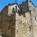 Aiguèze et les rochers de Castelviel