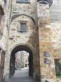 L'entrée de la Place au Beurre