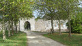 L'entrée du Vieux Château