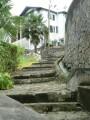 L'escalier de la rue Xerri Karrika