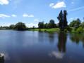 l'étang de la Vaurelle