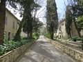 L'extérieur de l'Abbaye