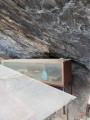 L'intérieur de la grotte des Maquisards