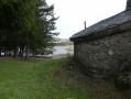 L'observatoire et le lac